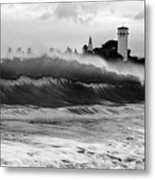 Holy Water Metal Print