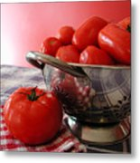 Home Canning Series No. 31 Metal Print