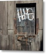 home door II Metal Print