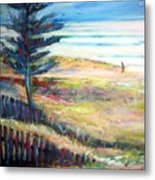 Home From The Sea Metal Print