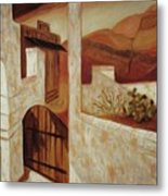 Home In Kingman Arizona Metal Print