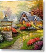 Home Is Where You Find Real Love Metal Print