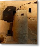 Home Of The Anasazi Metal Print