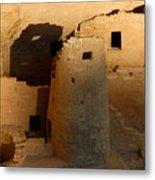 Home Of The Anasazi Metal Print