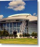 Home Of The Dallas Cowboys Metal Print
