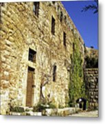 Home Of The Famous Lebanese-american Poet And Artist Khalil Gibran Metal Print by Sami Sarkis