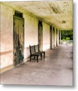 Home Place Memories Metal Print