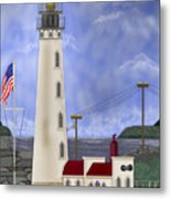 Home Port Metal Print