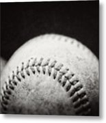 Home Run Ball II  Metal Print