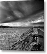 Home Soil Metal Print