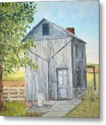 Homeplace - The Washhouse Metal Print