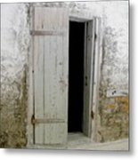 Homeplace Doorway Metal Print