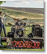 Homewreckr Metal Print