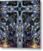 Homily For Epiphany Metal Print