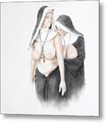 Homophobia Metal Print by TortureLord Art
