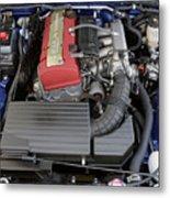Honda S Metal Print