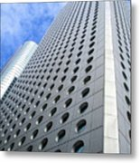 Hong Kong Architecture 38 Metal Print