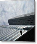 Hong Kong Architecture 39 Metal Print