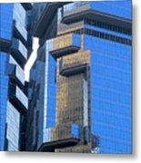 Hong Kong Architecture 40 Metal Print