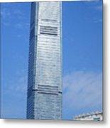 Hong Kong Architecture 45 Metal Print