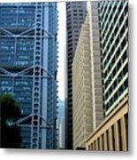 Hong Kong Architecture 49 Metal Print