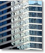 Hong Kong Architecture 64 Metal Print