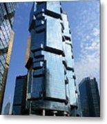 Hong Kong Architecture 73 Metal Print