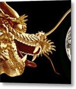 Hong Kong Dragon  Metal Print
