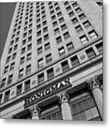 Honigman Fashion - Downtown Detroit Metal Print