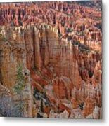 Hoodoos Bryce Canyon-utah Metal Print