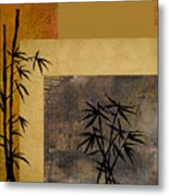 Hope And Bamboo Metal Print