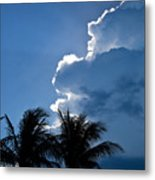 Hope Emerges From The Storm Metal Print