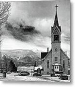 Hope Evangelical Lutheran Church Metal Print