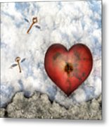 Hope Floats Metal Print