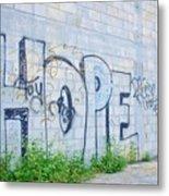 Hope For Paradise Metal Print by Lynda Dawson-Youngclaus