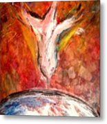Hope For The World Metal Print