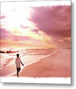 Hope's Horizon Metal Print