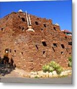 Hopi House Gcnp Az Metal Print
