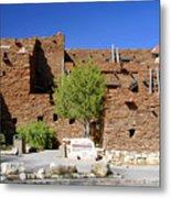 Hopi House Grand Canyon Arizona Metal Print