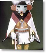 Hopi Kachina Doll Metal Print