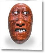 Hopi Mask Three Metal Print