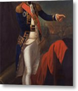 Horatio Nelson - Viscount Nelson Metal Print