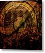 Horloge Astronomique Metal Print