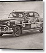 Hornet On Daytona Beach Metal Print