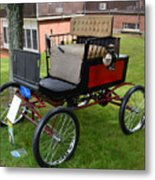 Horseless Carriage-c Metal Print