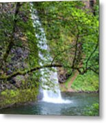 Horsetail Falls, Oregon Metal Print