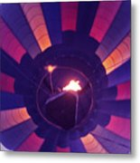 Hot Air Balloon - 7 Metal Print by Randy Muir