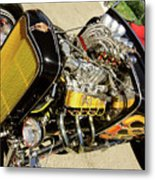 Hot Hotrod Metal Print