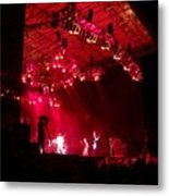 Hot Night Metal Print