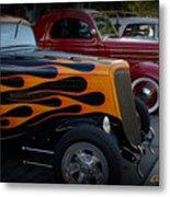 Hot Road Metal Print